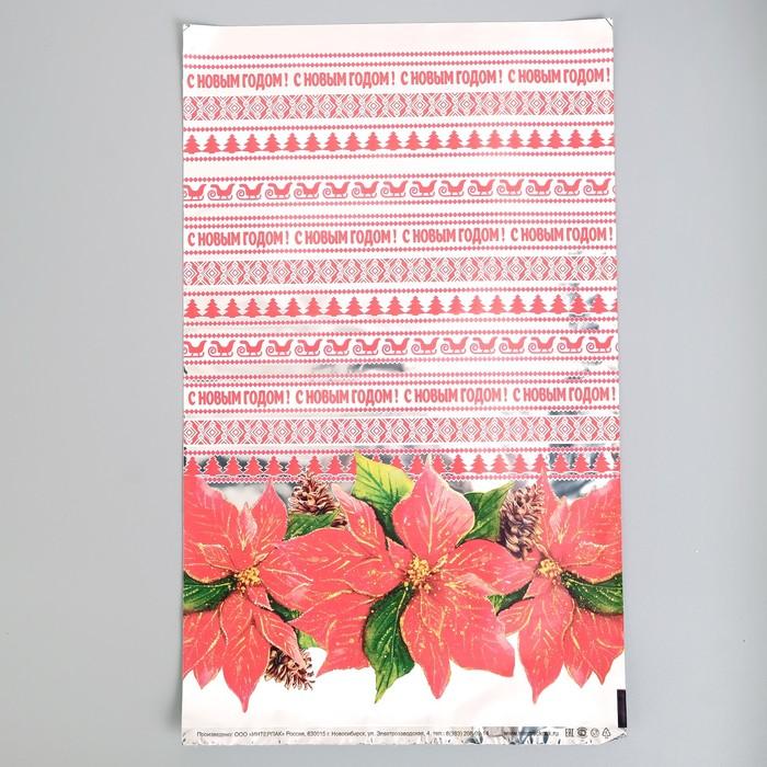 """Пакет подарочный """"Нарядный"""", 25 х 40 см"""