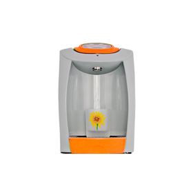 Пурифайер VATTEN FD101TKGM SMILЕ, компрессор, нагрев 7.5 л/ч, охлажд. 16 л/ч, серый/оранж.