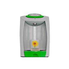 Пурифайер VATTEN FD101TKGMO SMILE, компрессор, нагрев 7.5 л/ч, охлажд. 16 л/ч, серый/зелёный