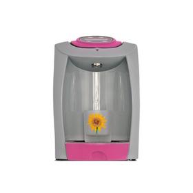 Пурифайер VATTEN FD101TKHGM SMILE, компрессорный, без нагрева, охлажд. 16 л/ч, серый/розовый