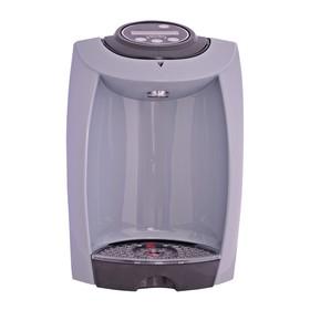 Пурифайер VATTEN FD101TKHGMO SMILE, компрессорный, без нагрева, охлажд. 16 л/ч,сенсор, серый
