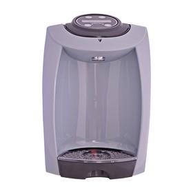 Пурифайер VATTEN FD101TKMO SMILE, компрессор, нагрев 7.5 л/ч, охлажд. 16 л/ч, сенсор, серый
