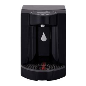 Пурифайер VATTEN FD102NTKHGM SORGENTE, компрессорный, без нагрева, охлажд. 16 л/ч, чёрный
