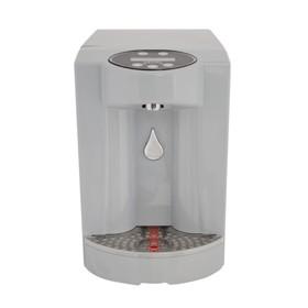Пурифайер VATTEN FD102STKGMO SORGENTE, компрессор., нагрев 7.5 л/ч, охлажд. 16 л/ч, серый