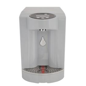 Пурифайер VATTEN FD102STKHGMO SORGENTE, компрессорный, без нагрева, охлажд. 16 л/ч, серый