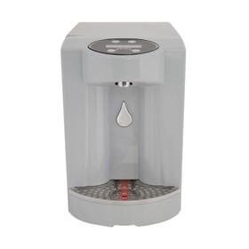 Пурифайер VATTEN FD102STKMO SORGENTE, компрессор, нагрев 7.5 л/ч, охлажд. 16 л/ч, серый