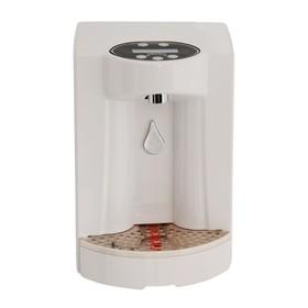 Пурифайер VATTEN FD102WTKGM SORGENTE, компрессорный, нагрев 7.5 л/ч, охлажд. 16 л/ч, белый