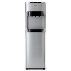 Пурифайер VATTEN FV45SEU, электронный, нагрев 6 л/ч, охлажд. 0.6 л/ч, ультрафильтр, серебр.
