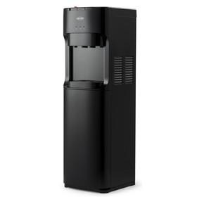 Пурифайер VATTEN FV45NE + Brita, нагрев 6 л/ч, охлаждение 0.6 л/ч, доп. картридж, чёрный