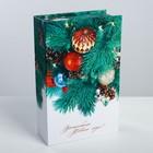 Коробка‒книга «Волшебного Нового года!», 20 × 12.5 × 5 см
