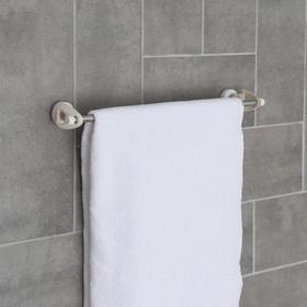 The towel holder on the suction cups 47×4,7×7,5 cm