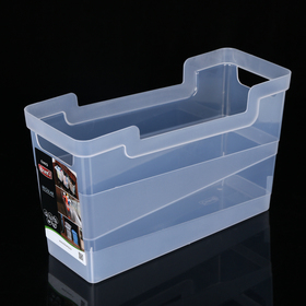 Контейнер хозяйственный 7 л, 31×13×20 см, цвет прозрачный