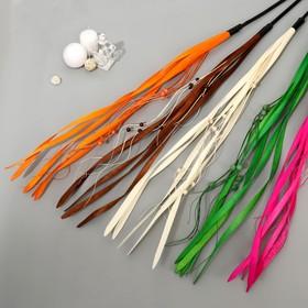 Decor twig vine Balls 150 cm, mixed (price per 1pcs)