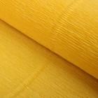 """Бумага гофрированная 618 """"Жёлтая роза"""", 50 см х 2,5 м"""