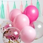 """Набор для оформления праздника """"Для принцессы"""", Принцессы, 45 предметов - фото 951212"""