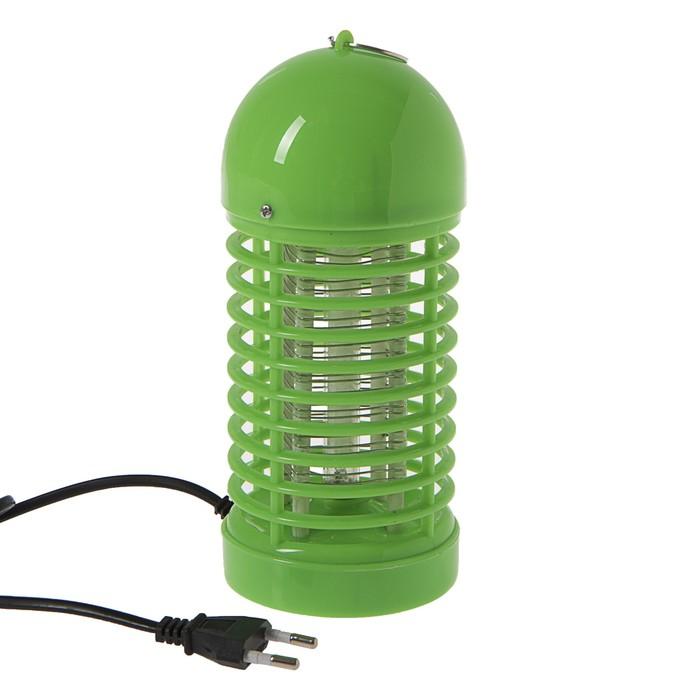 Уничтожитель насекомых  LuazON LUNIG-15 ультрафиолетовая лампа от комаров, 220 В микс