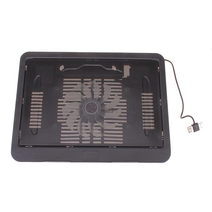 Подставка для охлаждения ноутбука N19, 1 кулер