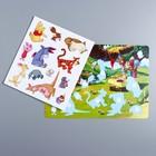 Развивающая игра на липучках, конструктор «Веселые липучки», Медвежонок Винни и его друзья - фото 105528776