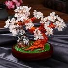 "Souvenir ""bonsai Money tree with rhinestone"" 204 PCs 23х25х13 cm"