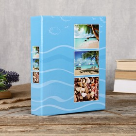 "Fotografia photo album for 200 photos 10x15 cm, ""Landscape"" FA-PP200 - 112"