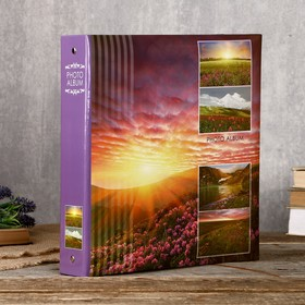 Fotografia magnetic photo album, 50 sheets, 23x28 cm