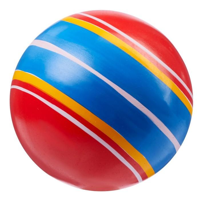 Мяч, диаметр 7,5 см, цвета МИКС