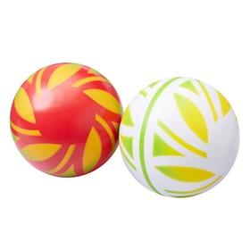 Мяч «Лепесток», диаметр 12,5 см, цвета МИКС