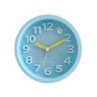 Часы-будильник Голубые