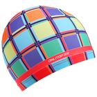 Комплект для плавания детский (купальник+шапочка), размер 32, рост 122 см - фото 105467434