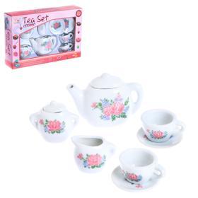 Набор керамической посудки «Ягодный вкус», 7 предметов
