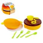 Набор посудки «Бургер» - фото 105579387
