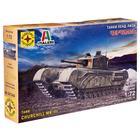 Сборная модель «Танк Черчилль. Серия: танки ленд-лиза», масштаб 1:72