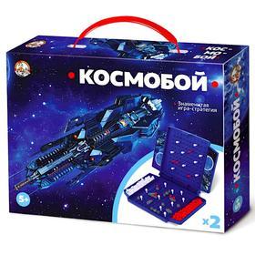 Настольная игра-мини «Космобой»