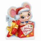 Mouse in gift 266х347
