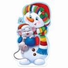 Snowman 234х391