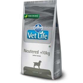 Сухой корм Farmina Vet Life Dog Neutered для стерилизованных собак, весом >10кг, 12 кг