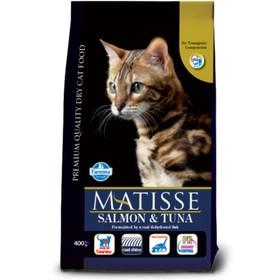 Сухой корм Farmina Matisse для кошек, лосось/тунец, 1.5 кг