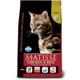 Сухой корм Farmina Matisse для кошек, курица/рис, 1.5 кг