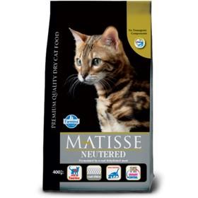 Сухой корм Farmina Matisse для стерилизованных кошек, 1.5 кг