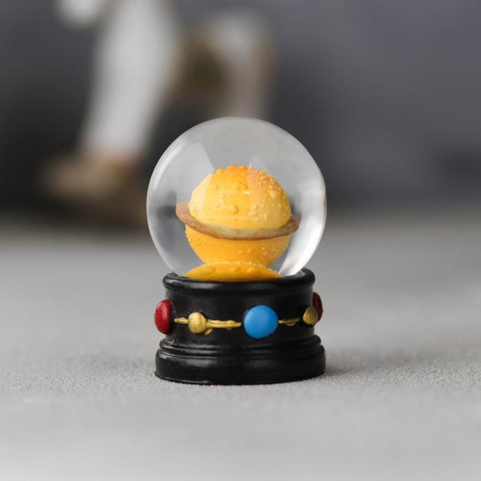 Сувенир настольный «Космос», 6,5х5см