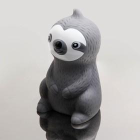 Игрушка для купания «Ленивец», цвет МИКС