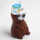 Игрушка для купания «Ленивец», цвет МИКС - фото 105535779