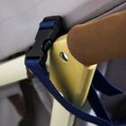 "Сумка-органайзер для коляски и санок ""Little Star"", цвет синий - фото 107086165"