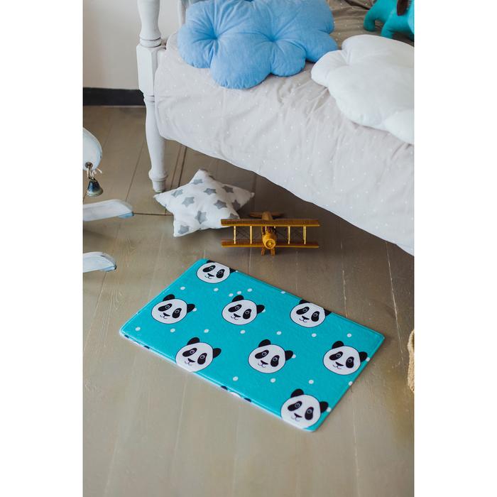 Коврик «Панда», 40×60 см