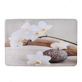 """Bath Mat """"Sand flower"""" 40x60 cm"""