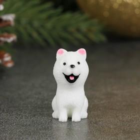 Миниатюра кукольная «Собачка», набор 2 шт, размер 1 шт: 1,6×2,1×3 см