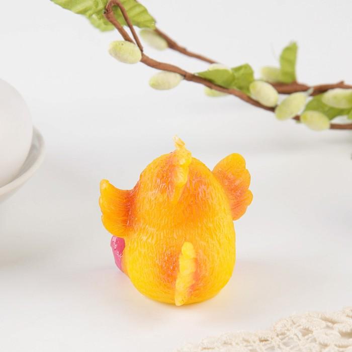 Свеча пасхальная «Весёлый цыплёнок»