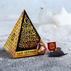 """Tea in the pyramids """"Gold"""" pear and chocolate (10 PCs)"""