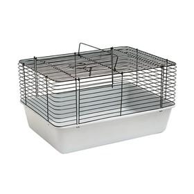 """Клетка для мелких грызунов """"Шура-1"""", складная, без наполнения, 43 х 31 х 23,5 см, микс"""