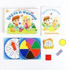 Развивающая игра «Цвета и формы», для малышей - фото 105495363